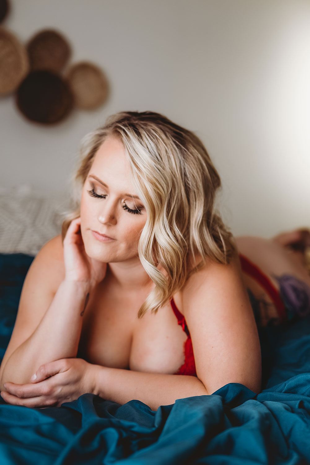 Chattanooga Boudoir Studio for Rent | Boudoir Photography by Brittany Burris