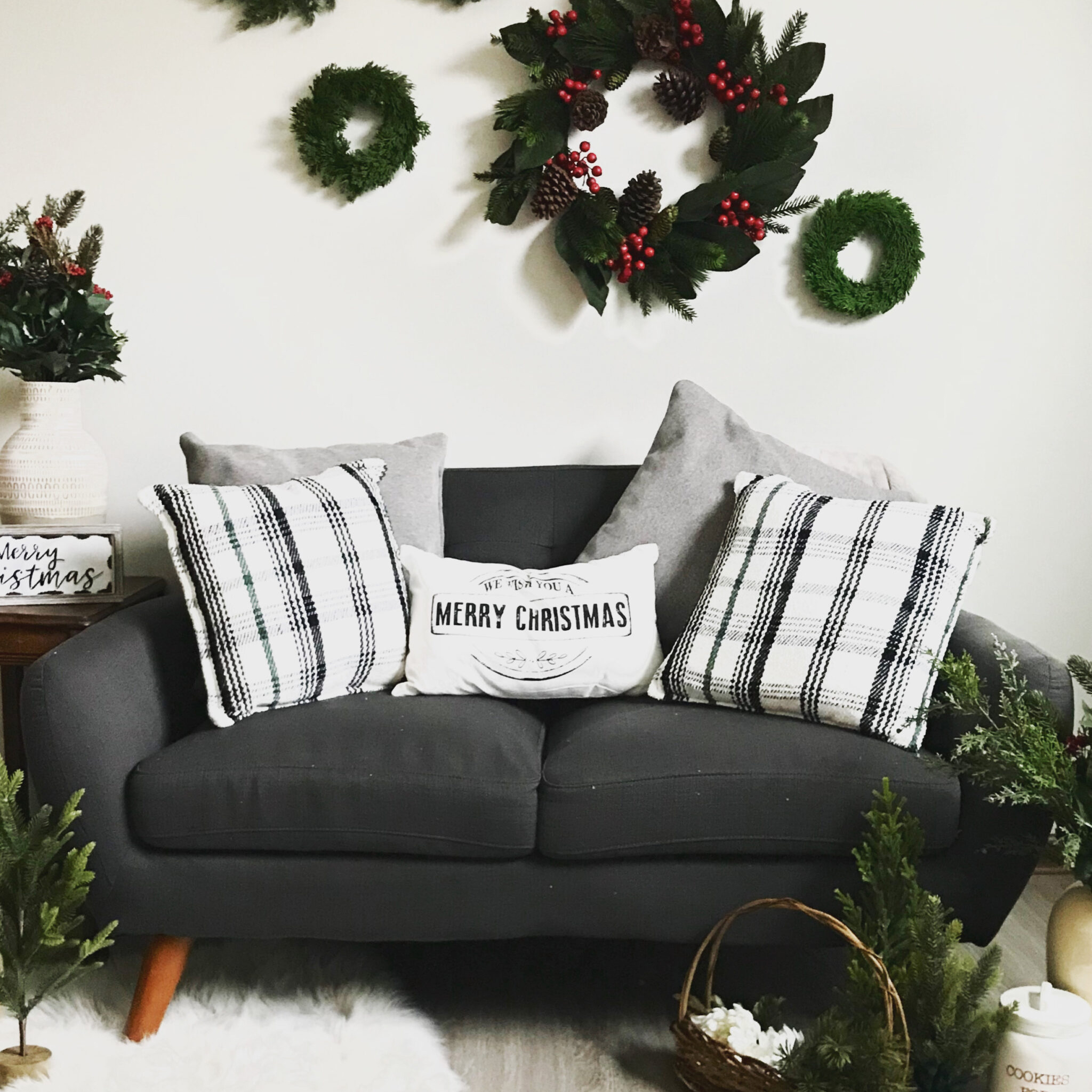 Christmas in The Studio | Gaffin Creative